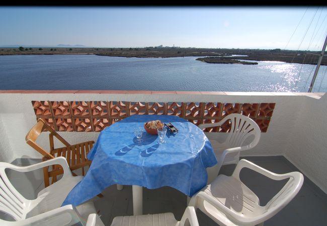 Apartment in Rosas / Roses - CAP LLARG 37 - REF: 63695