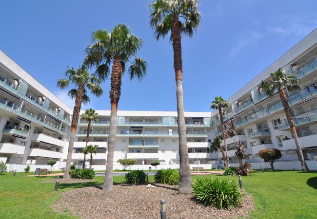 Apartment in Rosas / Roses - 1H - TIPO B - 402 PORTOMAR - REF: 100950