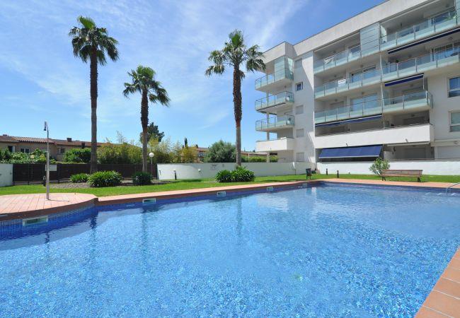 Apartment in Rosas / Roses - 1H - PRI - TIPOA - 422 PORTOMAR PLUS - REF: 101255