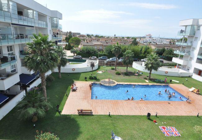 Apartment in Rosas / Roses - 2H - TIPO A - 318 PORTOMAR - REF: 125225