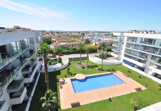 Apartment in Rosas / Roses - 2H - PRI - TIPOA - 418 PORTOMAR PLUS - REF: 101254
