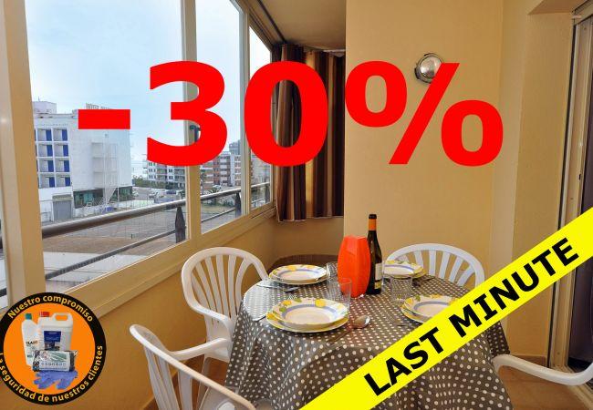 Apartment in Rosas / Roses - 1158 ALEXANDRE 80m Playa