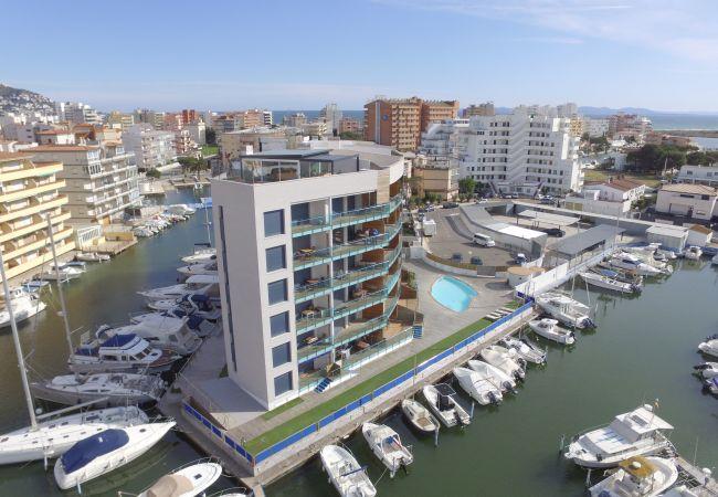 Apartment in Rosas / Roses - PORT TREBOL 2B PRI - REF: 163059