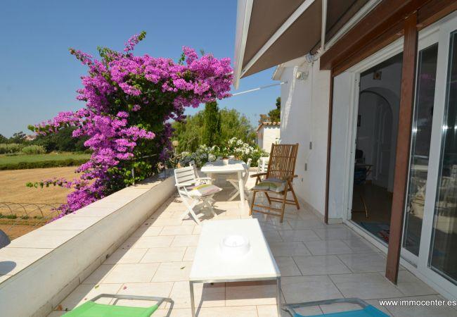 House in Rosas / Roses - IRVR05 - Casa 8 pax  cerca de la playa