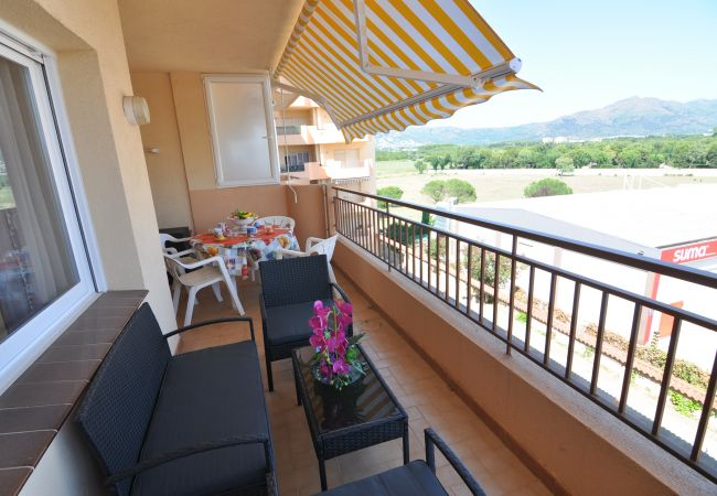 Apartment in Rosas / Roses - OLYMPE - REF: 290394
