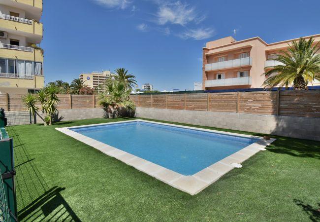 Apartment in Rosas / Roses - ISAR23- Apartamento con terraza y piscina comunita