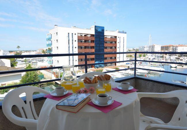 Apartment in Rosas / Roses - PORT MARGARITA 3D - REF: 307718