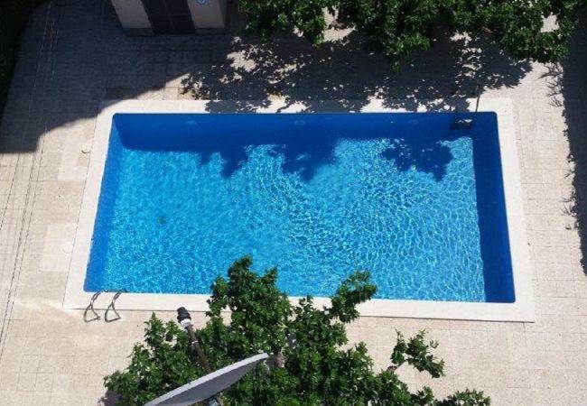 Apartment in Rosas / Roses - ISAR25-Apartamento con piscina comunitaria